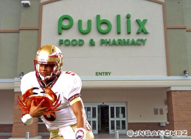 Image result for jameis winston publix