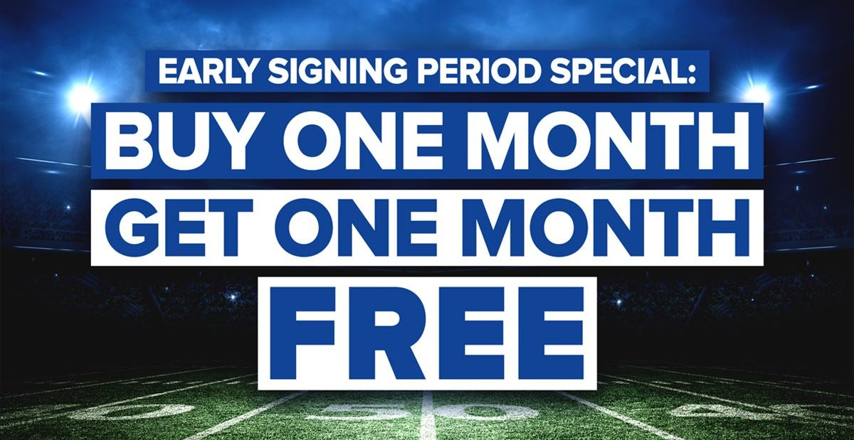 Gamecocks Football Recruiting Coverage Bogo Monthly Vip Special