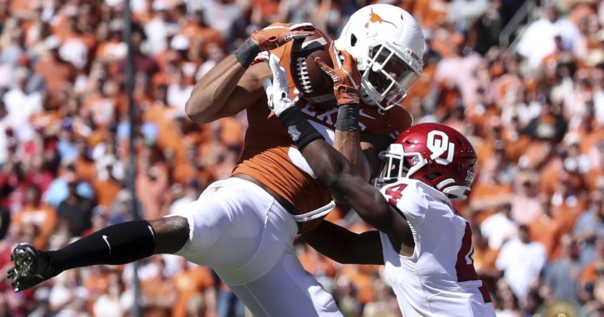 Chris Brown, Collin Johnson among key Texas injuries in OU loss