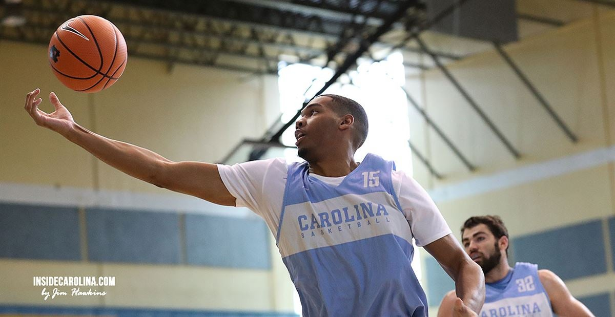 Garrison Brooks Adds Weight, Prepares for Bigger Role