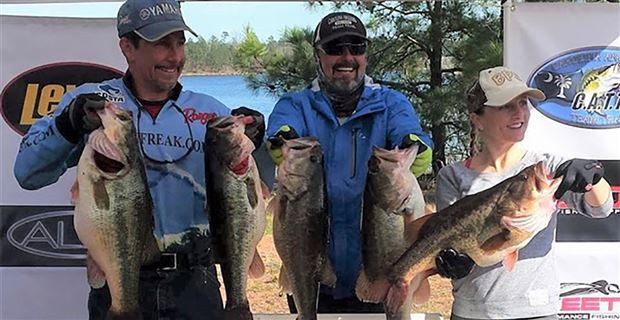 Details on the two 40 pound limits of bass in north carolina for Fishing in raleigh nc