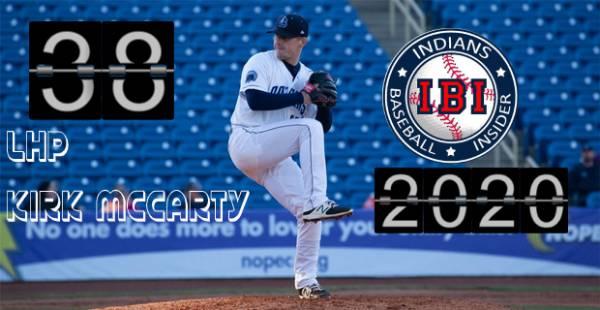 2020 IBI Top 50 Prospects: #38 LHP Kirk McCarty