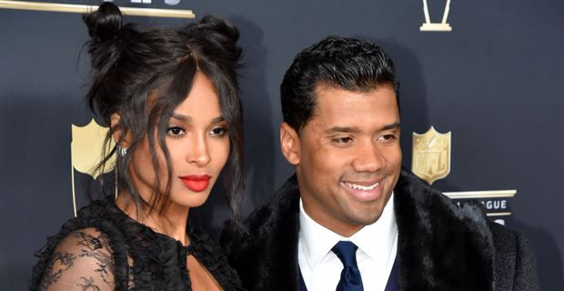 c353842ce Russell Wilson revealing new Nike shoe at ESPYs