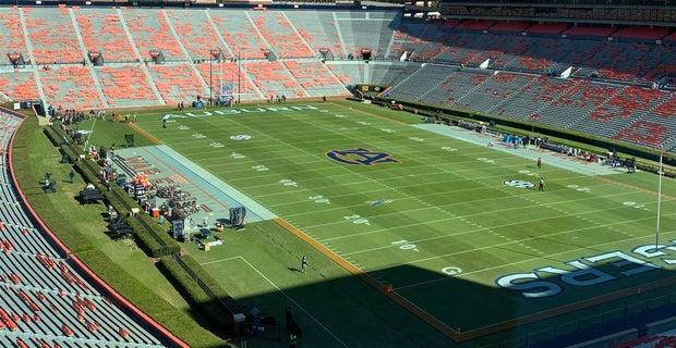 Georgia Football Live Updates Scores Highlights From Auburn