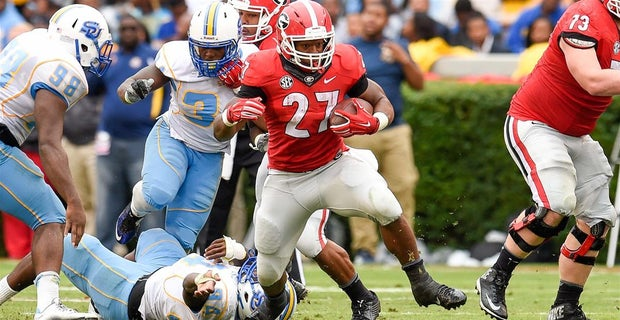 Early Look At Georgia S 2016 Offensive Depth Chart