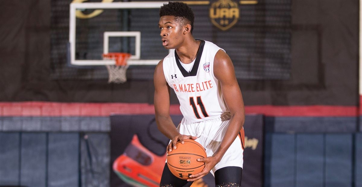 Five-Star Wing Brandon Miller Hearing From UNC