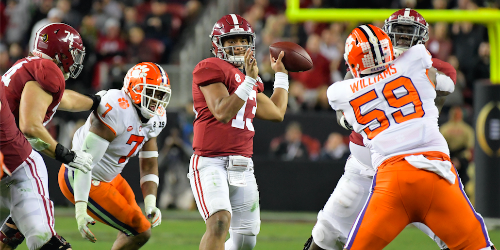 Recap Alabama S Season Ends In Disappointing Title Game Loss
