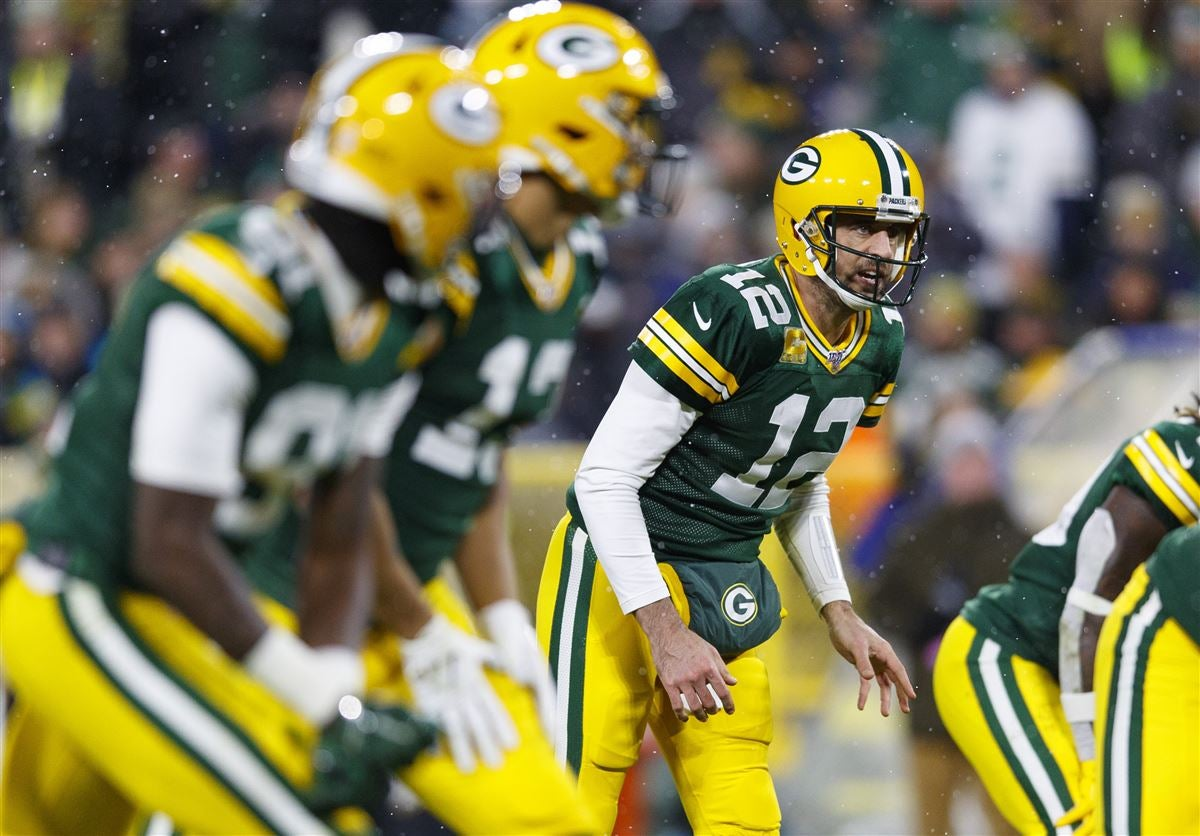 Rodgers: 'Consistency' will determine Packers' fate this season