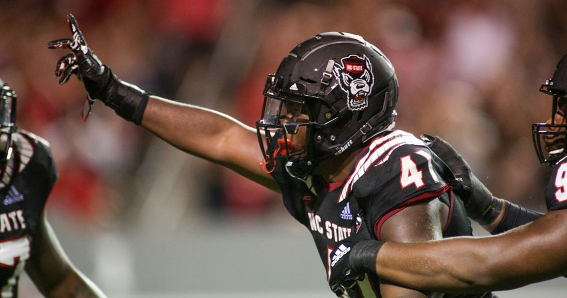 NC State's new No. 1 leading Wolfpack by example