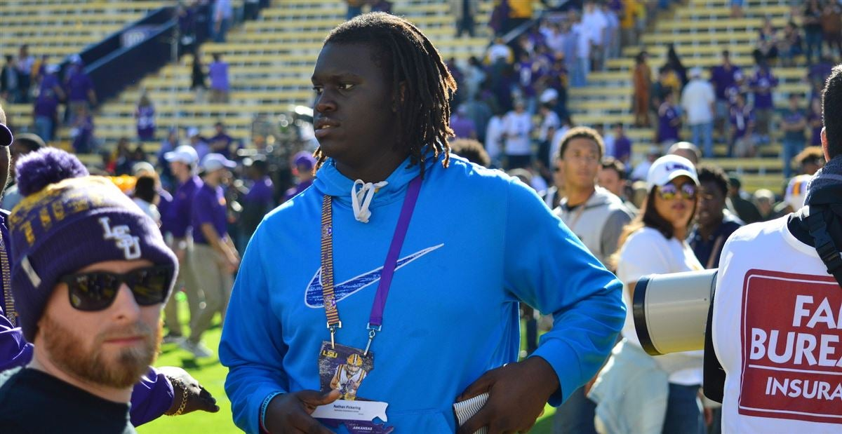 The Visitor List: LSU's targets and more