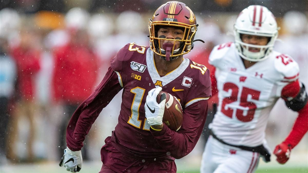 Minnesota Football 2020 - 5 Questions on the Offensive Side