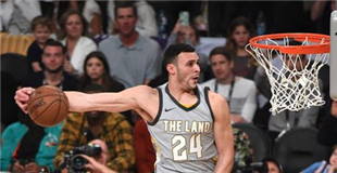 Larry Nance Jr. decides to change his jersey to No. 22