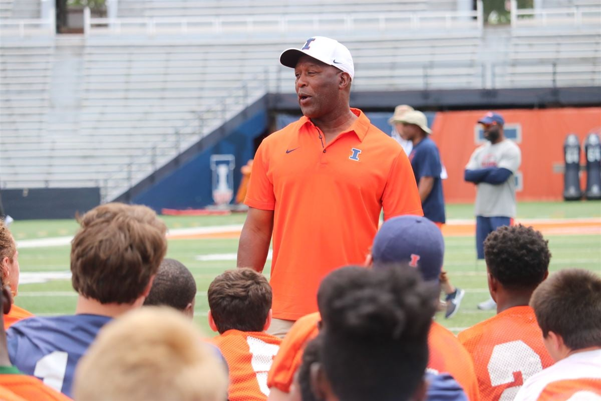 Lovie: 'Recruiting is about where we want it to be right now'