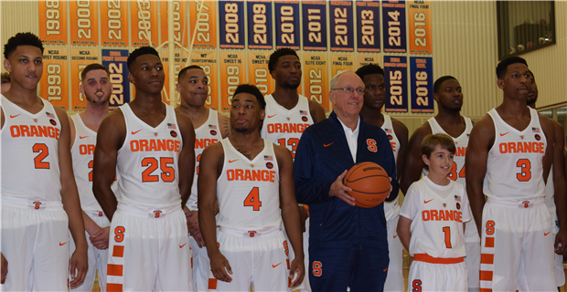 Syracuse Players Coaches Preview Season
