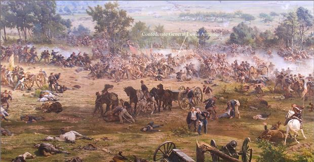 gettysburg the confederate tragedy essay Gettysburg battle essays in the first three days of july 1863, one of the most decisive battles of the civil war occurred it is one of the most well known american.