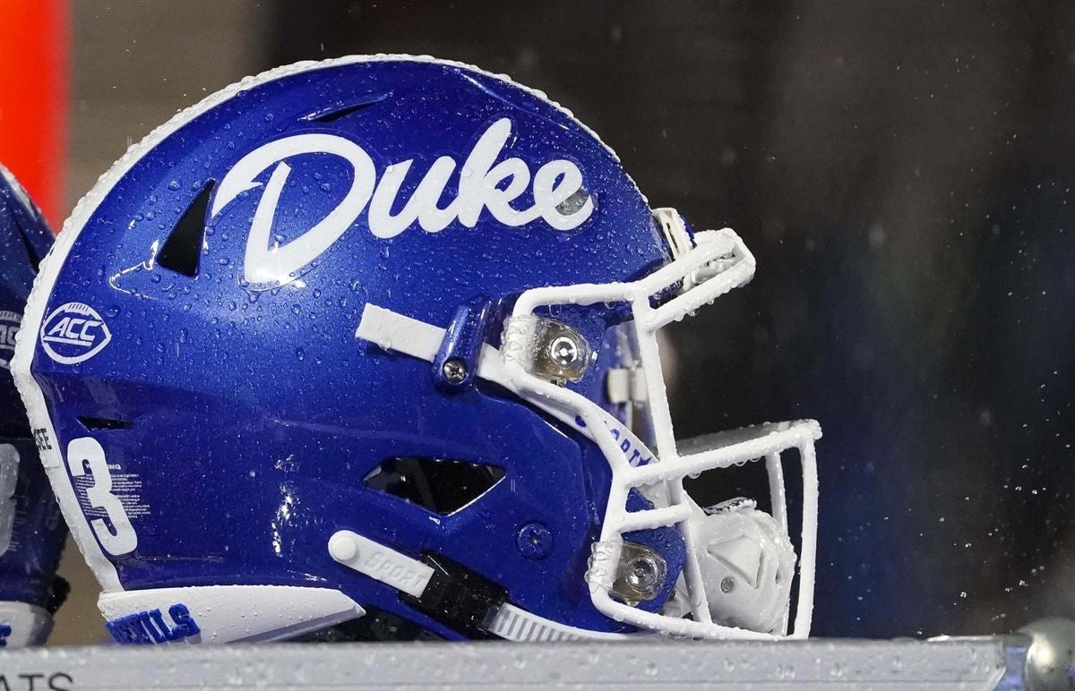 Duke And Georgia Tech Played A Football Game Of Sorts