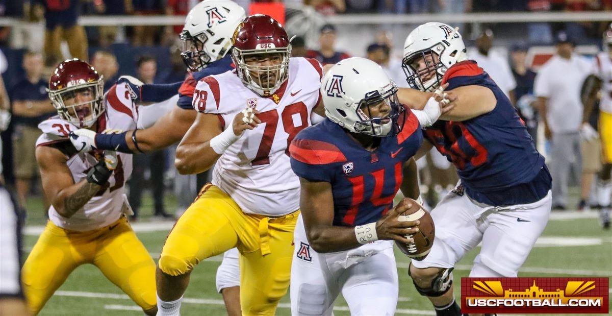 Instant Analysis: USC's Wednesday practice of Arizona Week