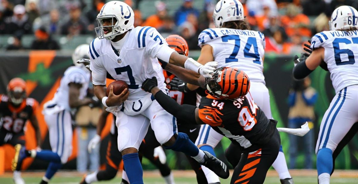 Seahawks reportedly tried to trade for Jacoby Brissett
