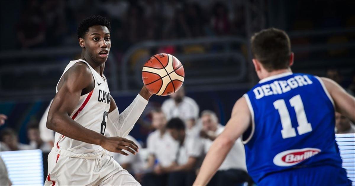 Duke Basketball Recruiting Target RJ Barrett is the #1 player in the world