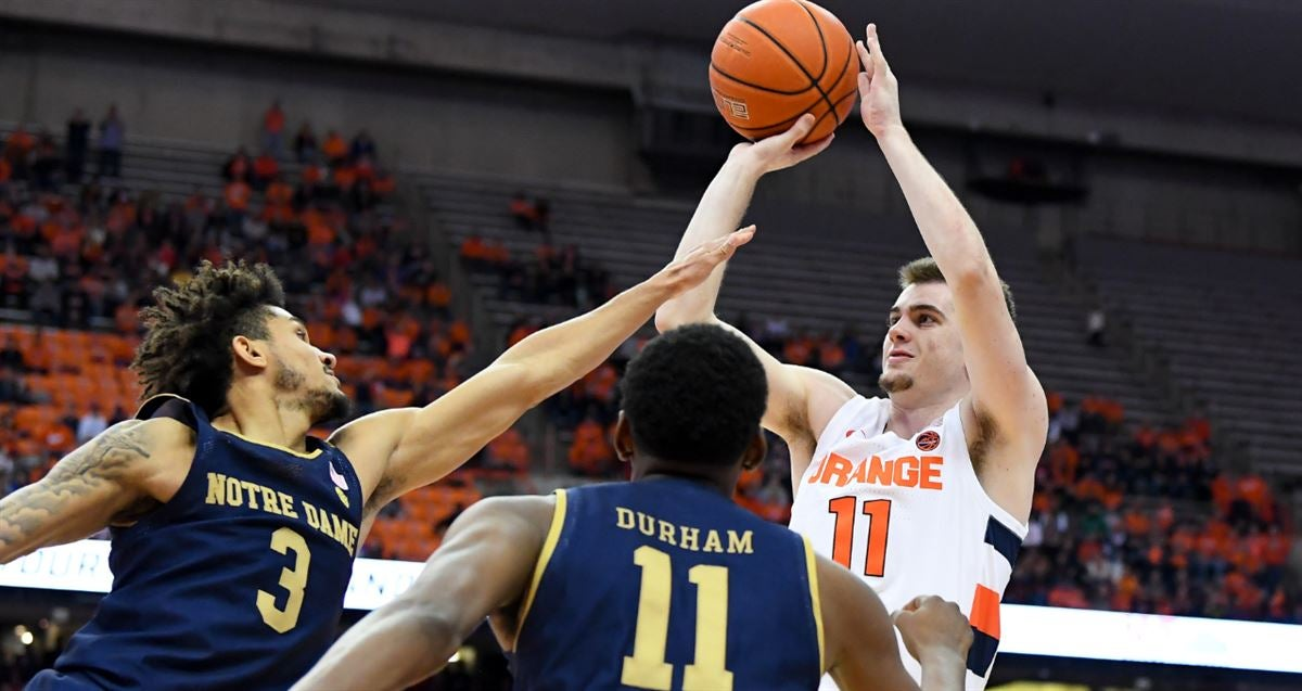 How To Watch Syracuse At Notre Dame