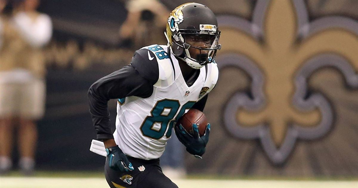 2018 NFL Free Agency Free agent WR Allen Hurns visiting Dallas Cowboys
