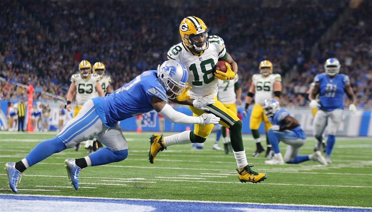 ae44c0707 Lions vs. Packers matchups to watch