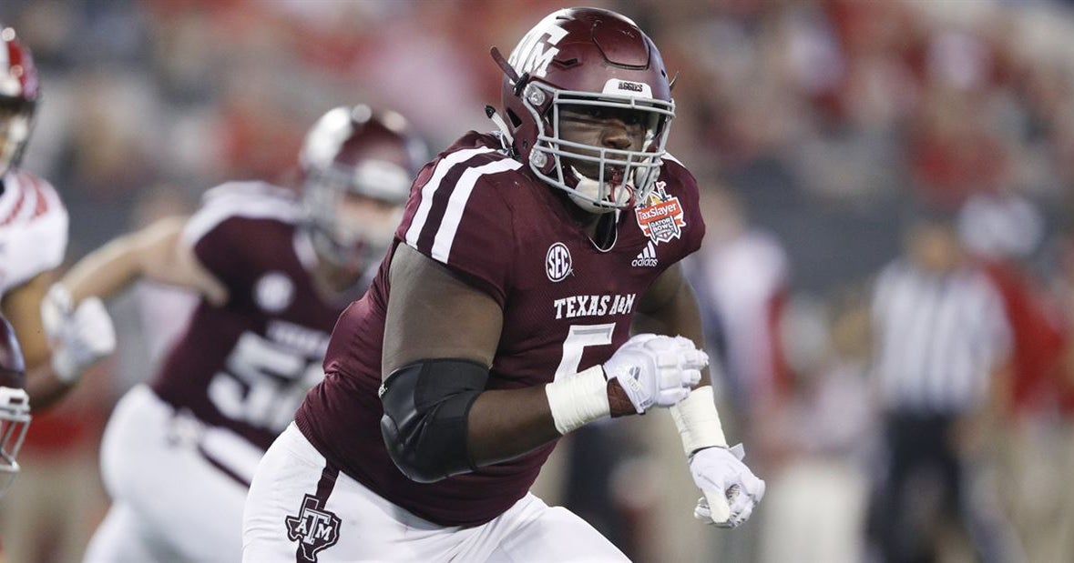 Baldree, Brown learning the ropes as Texas A&M's fullbacks
