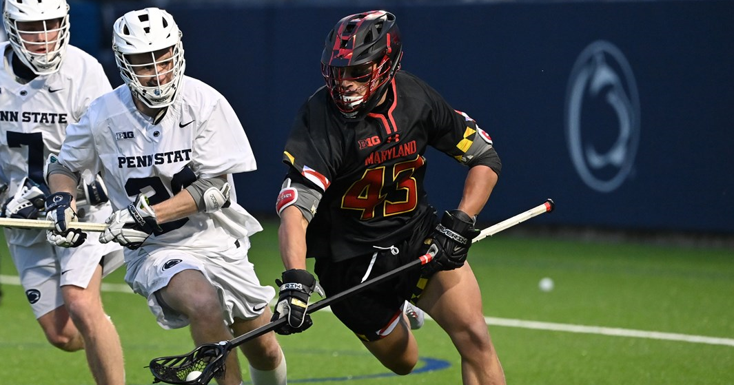 Maryland Lacrosse: After Happy Hour miscues, Terps beat Penn State once again