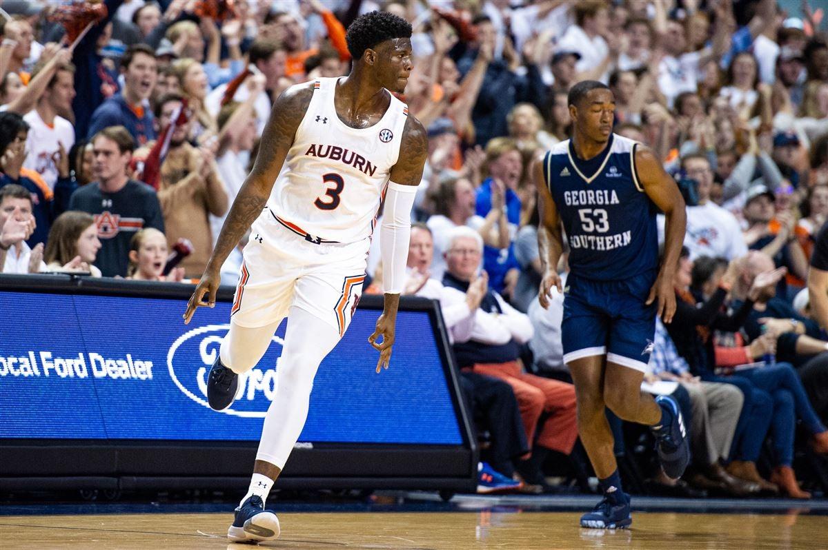 Basketball Photo Gallery: Auburn defeats Georgia Southern
