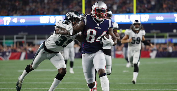 Cordarrelle Patterson continues to be playmaker for Patriots 4927428de