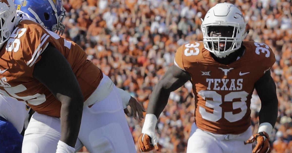 Horns247's Three Texas Longhorns to watch against USC ... Horns247