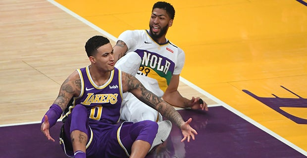 Pelicans have better playoff odds than Lakers right now