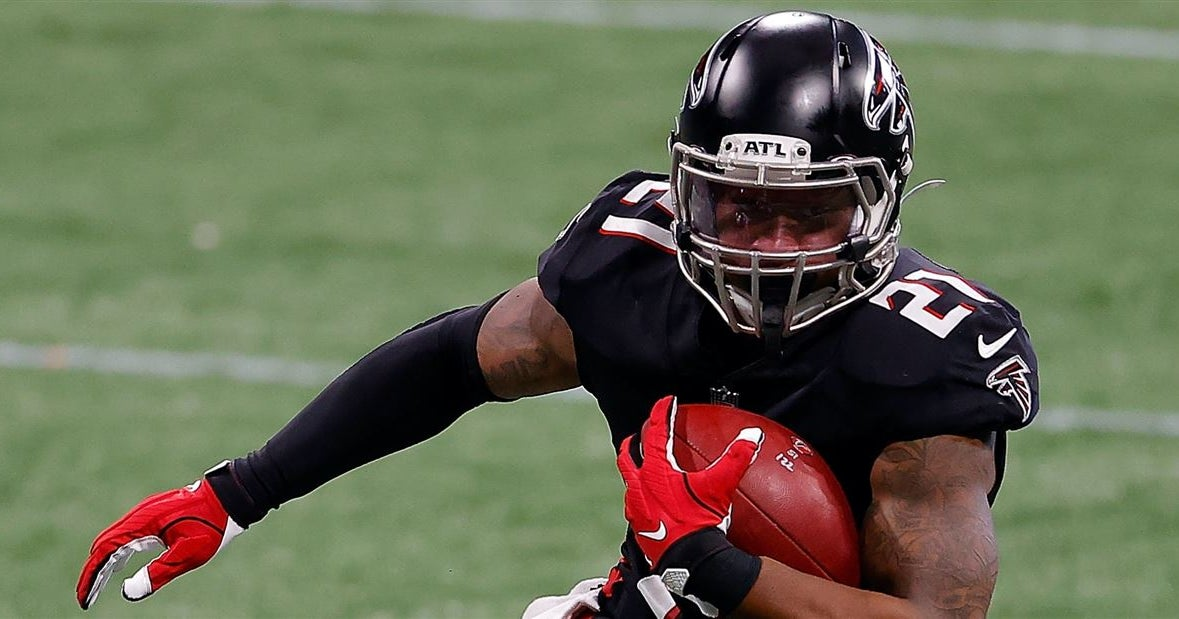 Todd Gurley has message for D'Andre Swift ahead of Falcons-Lions