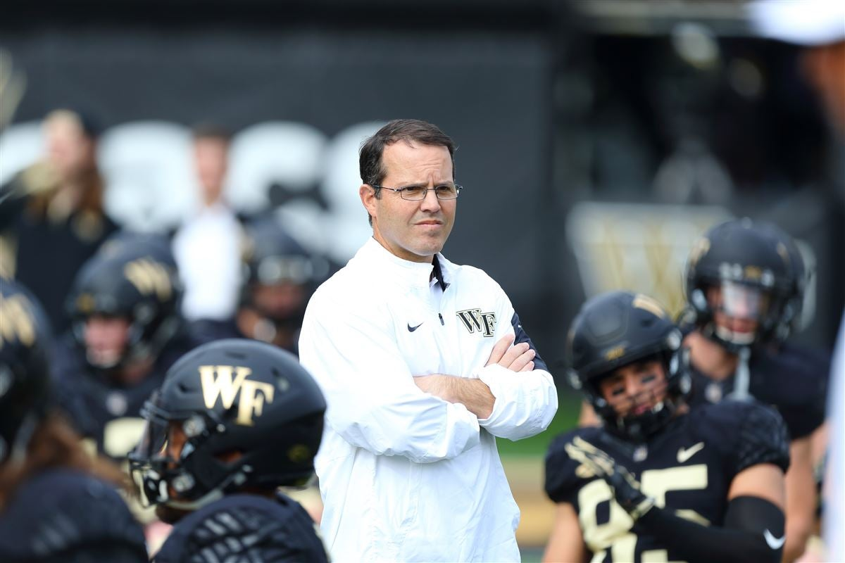Wake Forest Football - Offensive Coordinator Warren Ruggiero Q&A