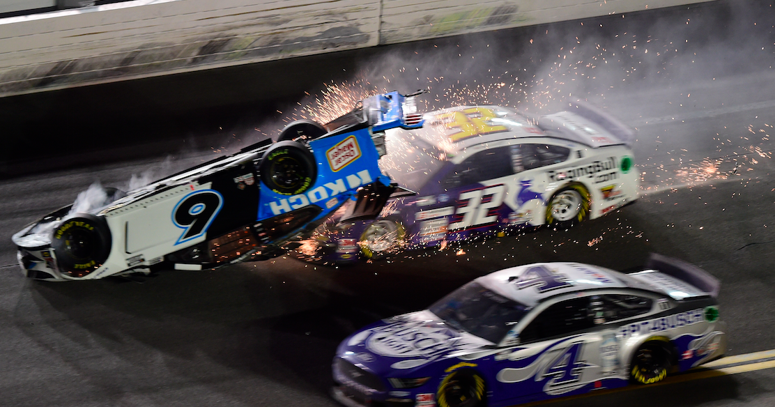Ryan Newman: NASCAR safety saved car from catching fire