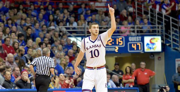 Kansas basketball wing Svi Mykhailiuk stars in 2018 NBA ...