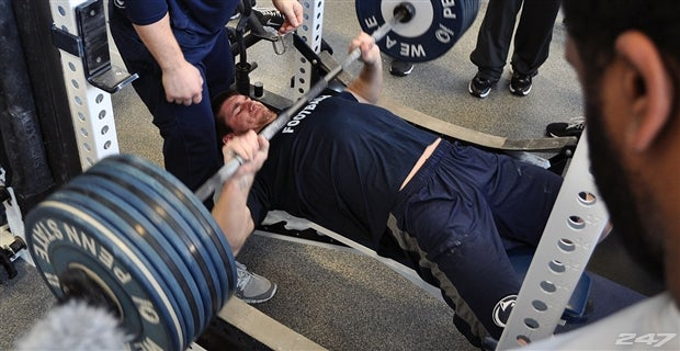 Image result for nfl bench press