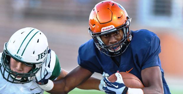Two-way standout Ugwuegbu offered by A&M