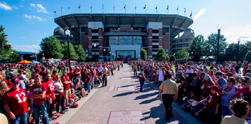 Alabama announces capacity limit for 2021 A-Day Game