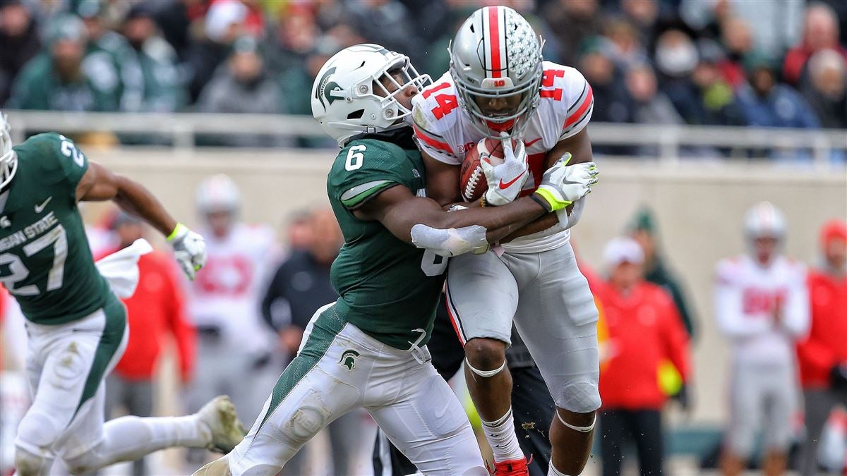 Late Mistakes Doom Michigan State In Loss To Ohio State