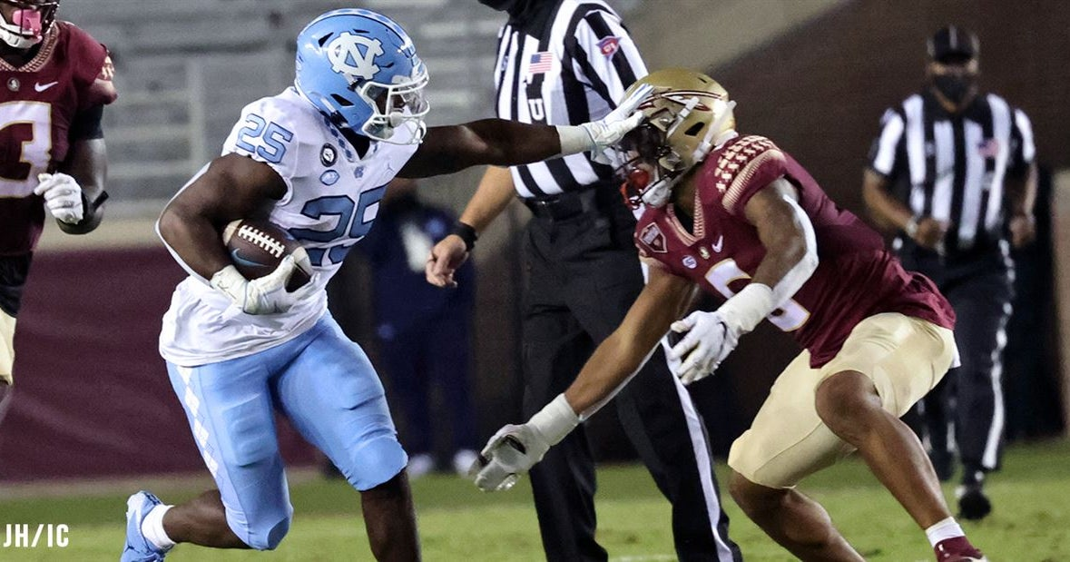 Florida State Upsets No. 5 UNC in Tallahassee