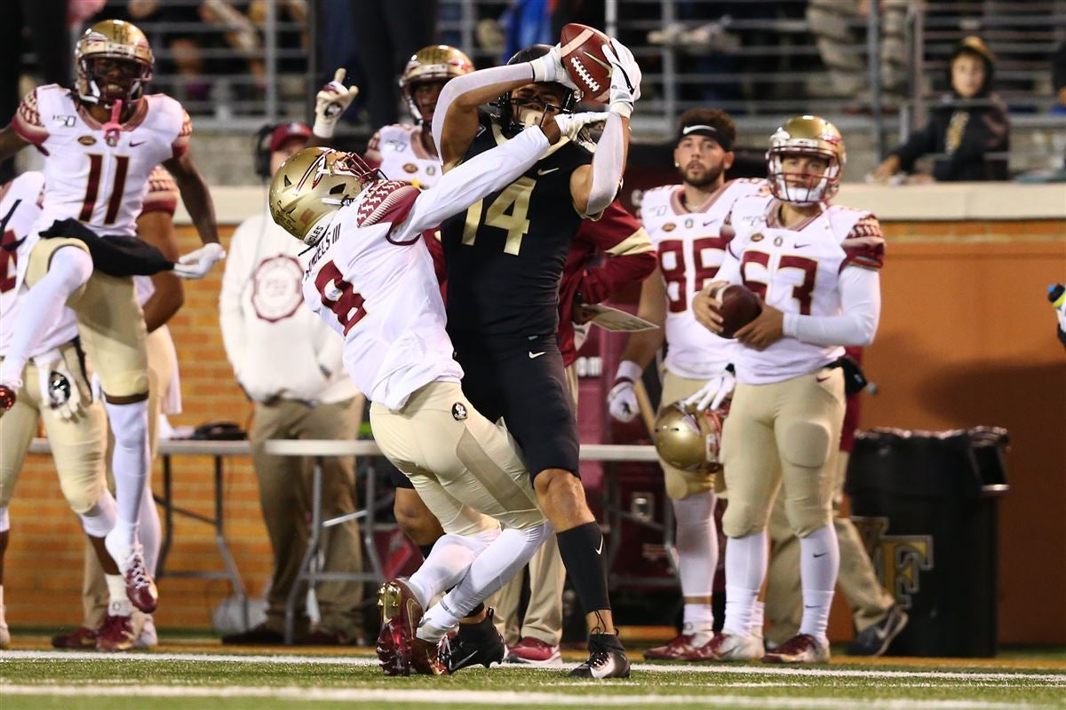 Rice, Samuels on defensive performance in loss at Wake Forest