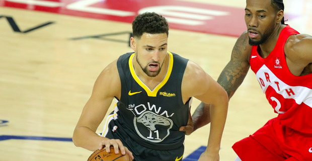 release date f7ad7 43886 WSU legend Klay Thompson to co-star in Space Jam 2, per report