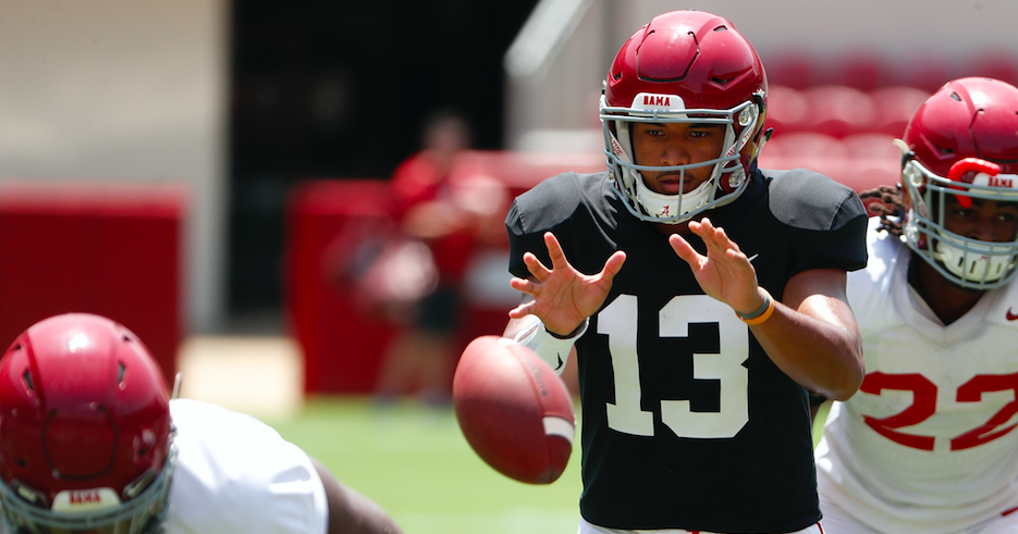 Tua Tagovailoa: 'I'm just taking what the defense gives me now'