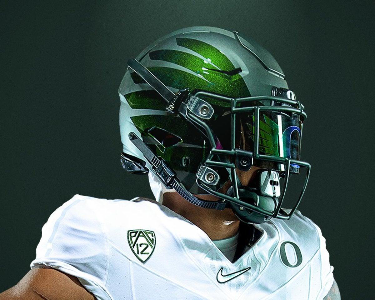 timeless design 3915e 166ae Oregon Ducks release uniform combo for Auburn game