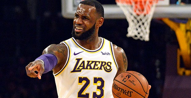 Stephen A  Smith says LeBron is the Lakers' biggest problem