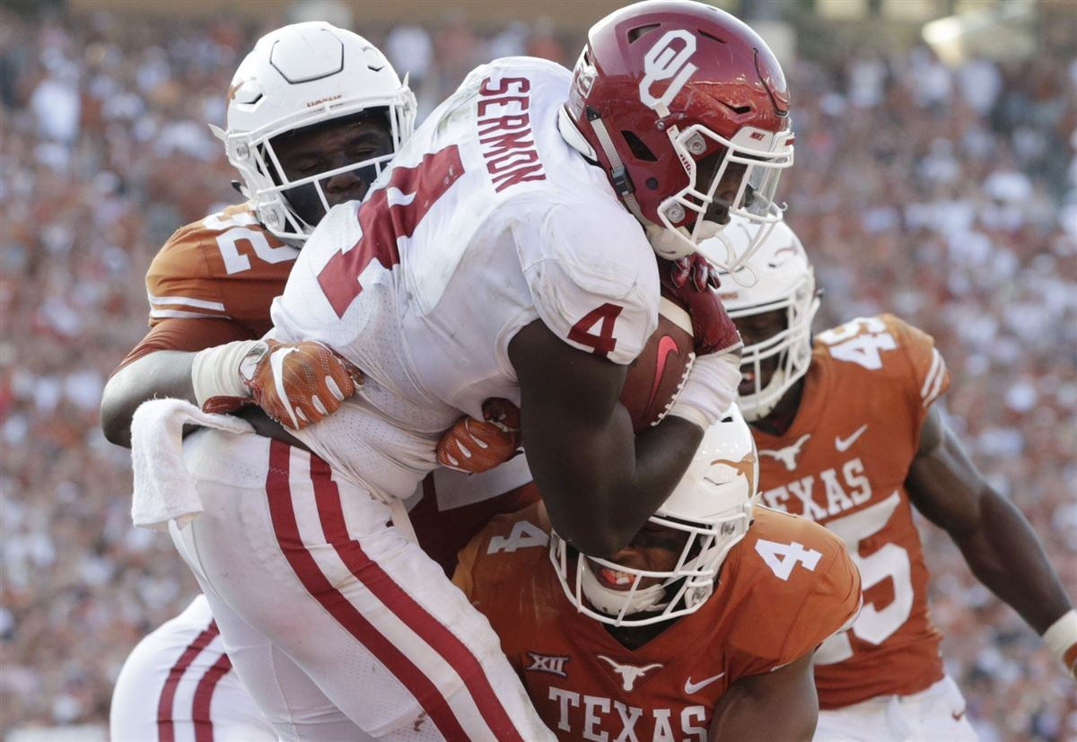 Which Texas opponents are trending up and trending down in 2018?