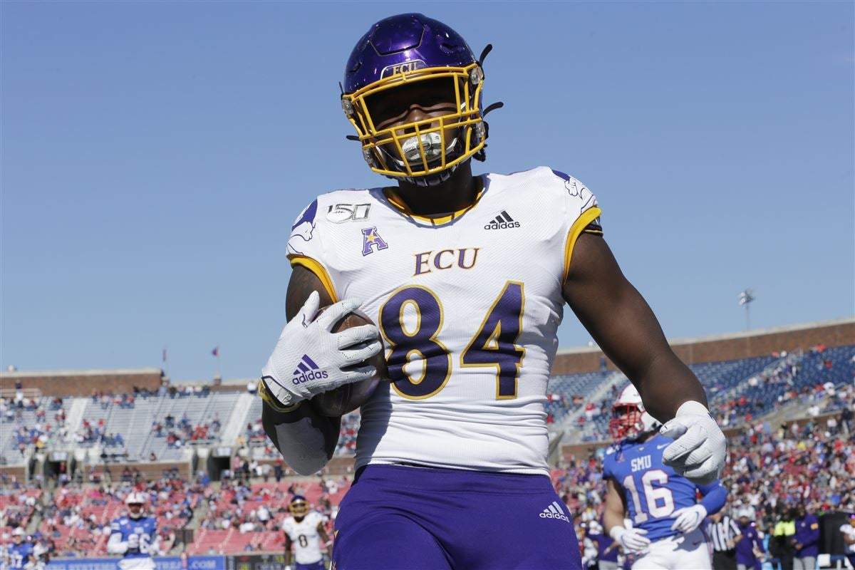 ECU releases depth chart for Connecticut game