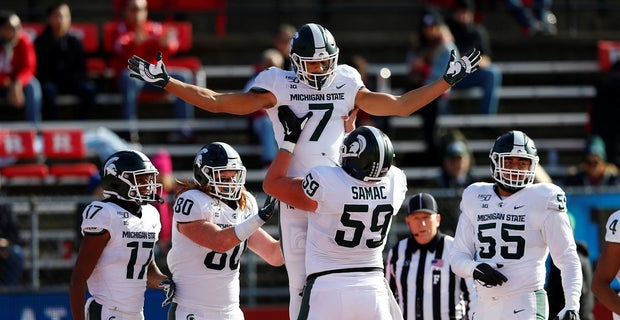 Michigan State Football Post Game Grades Rutgers