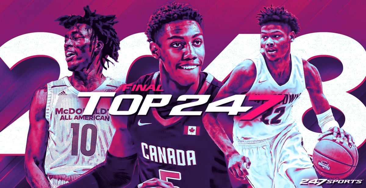 Finalized Top247 for the class of 2018 features new No. 1